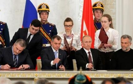 Анексія Криму Росією