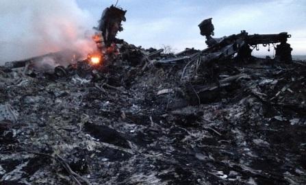 Авіакатастрофа. Боїнг 777