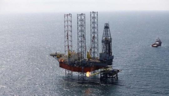 нафтовидобувна платформа таврида