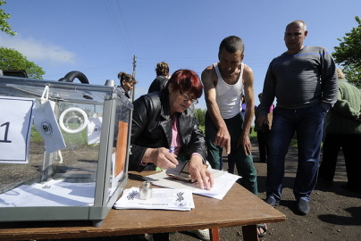Незаконні референдуми на Донбасі