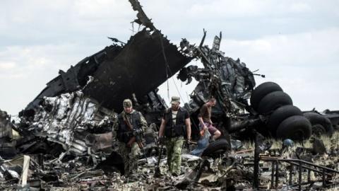 Терористи збили Іл-76