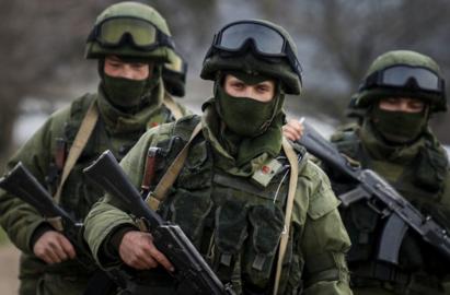 Спецназ Росії захопив Верховну Раду Криму