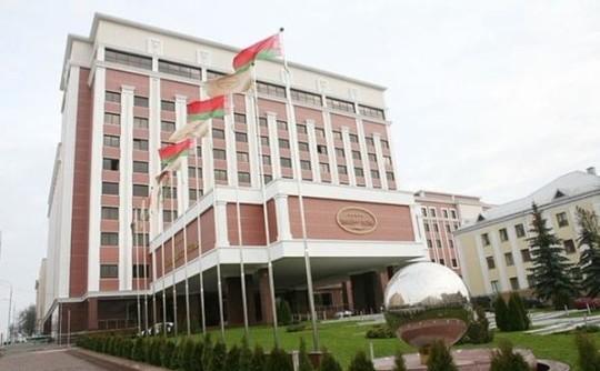 МЗС Білорусі: У Мінську почалися переговори Тристоронньої контактної групи