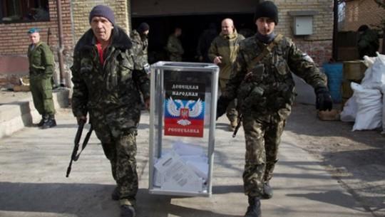 Терористи заявили про перенесення своїх псевдовиборів на наступний рік