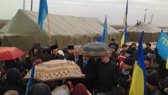 громадяньска блокада криму