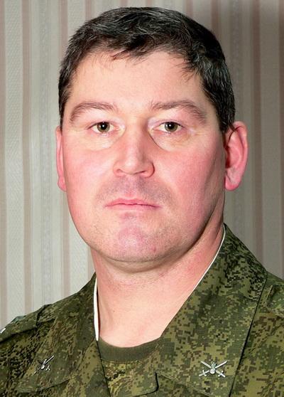 Полковник Євгеній Чирков