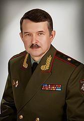 Генерал-майор Міхаіл Смислов